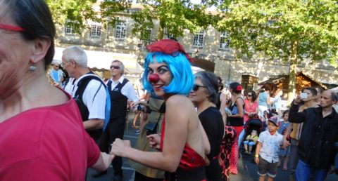 Tres Grand Conseil Mondial des Clowns 2017